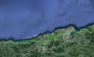 Güemes – Loredo – Santander – San Vicente de la Barquera